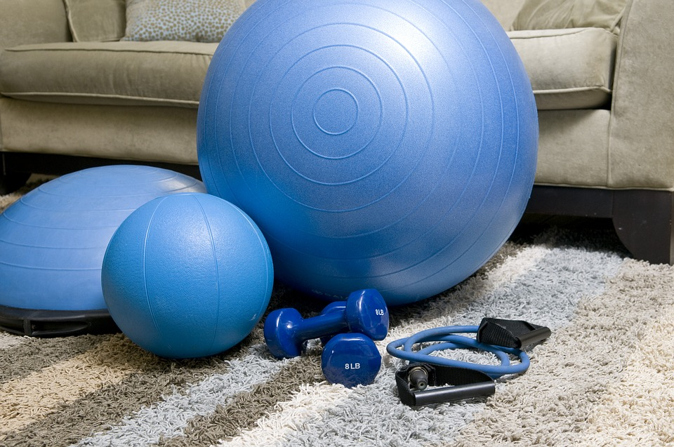 fitness equipment retailers